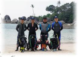 Dive Spot Belitung The Next Paradise