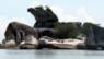 Batu Garuda – Pantai Tanjung Kelayang