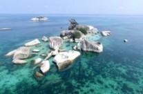 Batu Garuda Pulau Kelayang