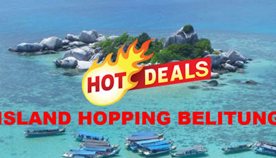 Island Hopping Belitung